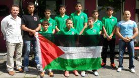 Galeriebild Ausflug palästinensische Gäste nach Österreich