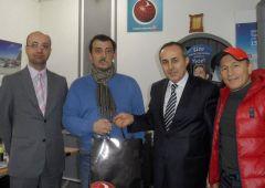Galeriebild Besprechung mit Turkish Airlines Nürnberg