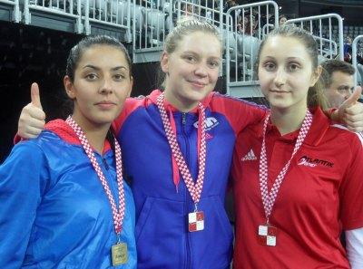 Galeriebild Croatia Open 2014 - 1. Wettkampftag