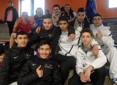 Galeriebild Deutsche Meisterschaft der Junioren 2014
