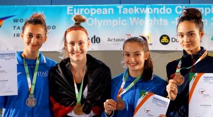 Galerie EM Olympische Gewichtsklassen 2019 - 2. Wettkampftag
