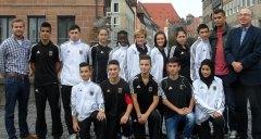 Galeriebild Foto-Session für das 'Team Nürnberg'