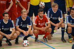 Galeriebild Futsal-Benefizspiel für Flüchtlinge