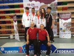 Galeriebild Internationales Kinderturnier Konya 2015 - 1. Wettkampftag