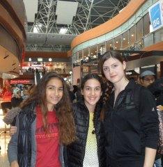 Galeriebild Israel Open 2014 - 11. Tag: Rückreise