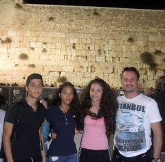 Galeriebild Israel Open 2014 - 8. Tag: Waage/Jerusalem
