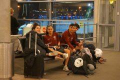 Galeriebild Israel Open 2016 - Rückflug