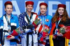 Galeriebild Jugend-WM 2018 - 3. Wettkampftag