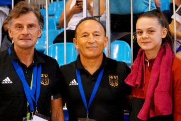 Kadetten-(U15)-EM 2019 - 2. Wettkampftag