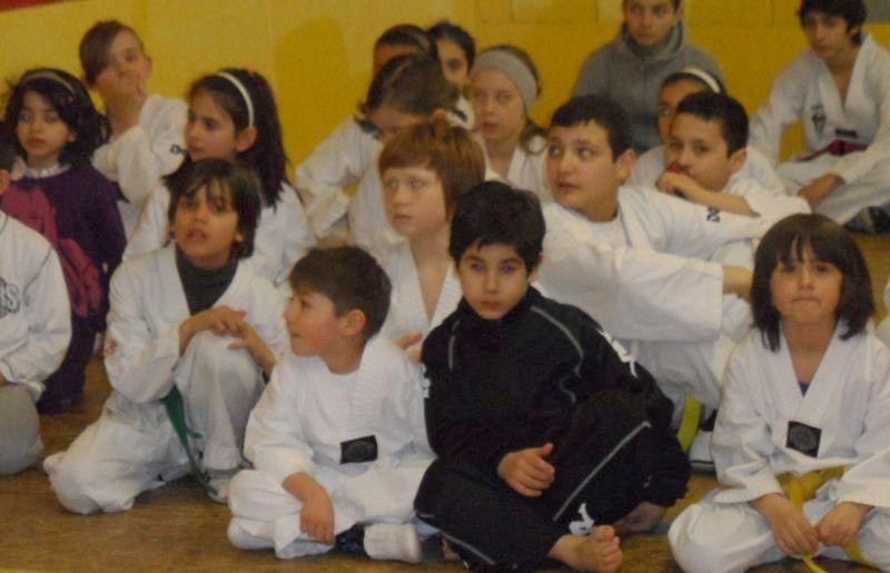 Galeriebild Kinder-Training März 2011