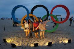 Galeriebild Olympische Spiele Rio 2016 - Copacabana