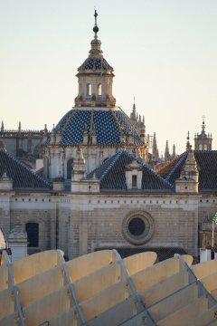 Galeriebild Open de Andalucía 2017 – Besichtigung Écija und Sevilla
