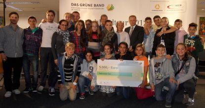 Galeriebild Preisverleihung Das Grüne Band 2012