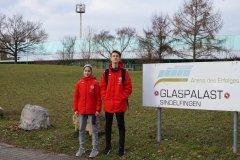 Galeriebild President's Cup for Children 2018 - Waage