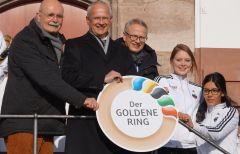 Galeriebild Pressekonferenz Präsentation 'Der Goldene Ring'