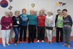 Galeriebild Schnuppertraining Seniorinnen-Gruppe BZ Nürnberg
