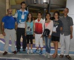 Galeriebild Spanische Meisterschaft 2014 - 4. Tag: Waage