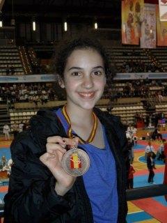 Galeriebild Spanish Open 2014 - 3. Tag: Wettkämpfe der Jugend
