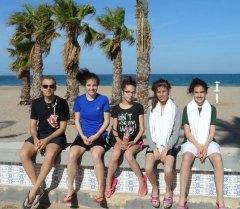 Galeriebild Spanish Open 2014 - 5. Tag: Strand und Besichtigung Elche