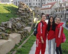 Galeriebild Spanish Open 2015 - Anreise und Besichtigung Pontevedra