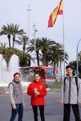Galeriebild Spanish Open 2017 - Waage