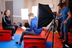 Galeriebild Video-Interview 'Hinein in den Sportverein' mit Alema