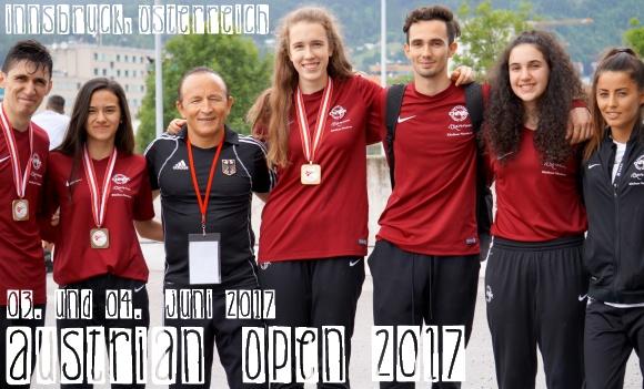 Titelbild Austrian Open 2017