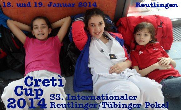 Creti Cup 2014 in Reutlingen - Titel