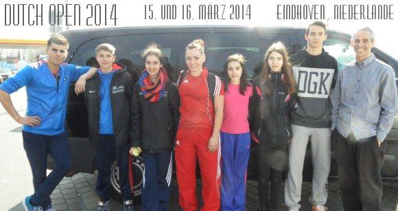 Dutch Open 2014 in Eindhoven - Titel