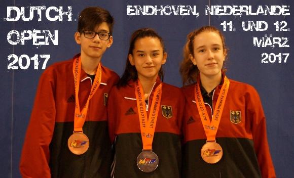 Dutch Open 2017 in Eindhoven - Titel