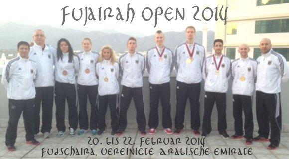 Fujairah Open 2014 in Fudschaira - Titel