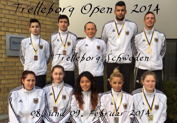 Trelleborg Open 2014 in Trelleborg - Titel
