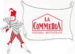 Logo La Commedia Pizzeria-Restaurant