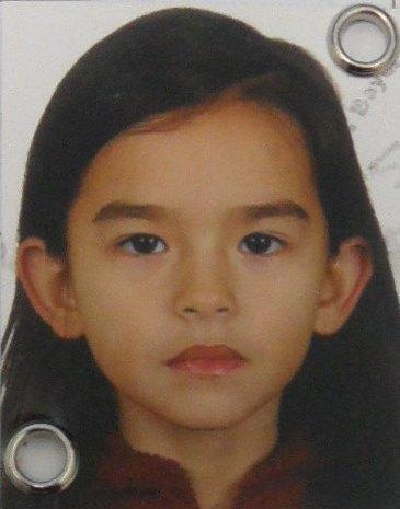 TKD-Passbild Shayna Guerra