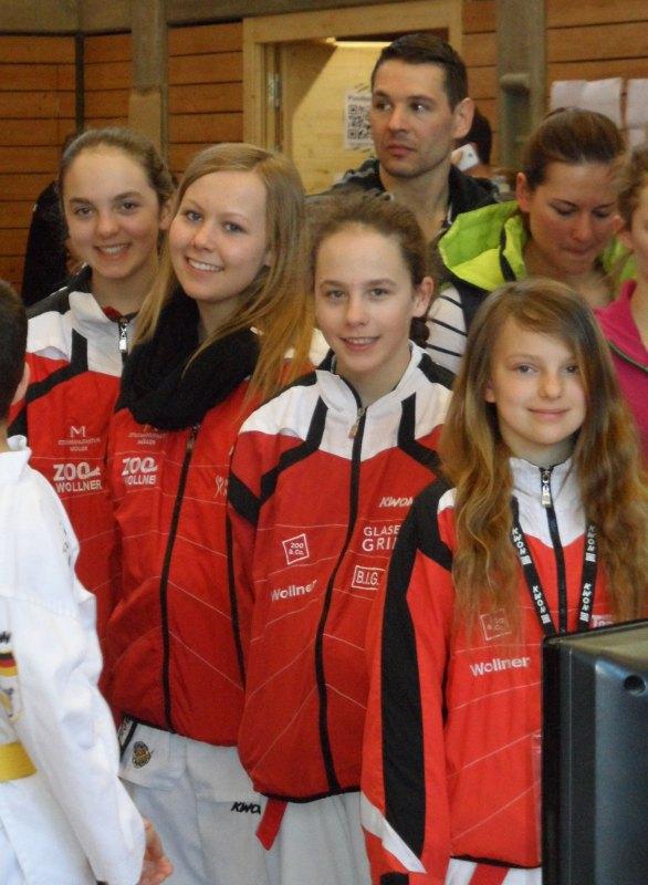 1. Bayernpokal 2014 in Roth - Das Team vom SV Nennslingen