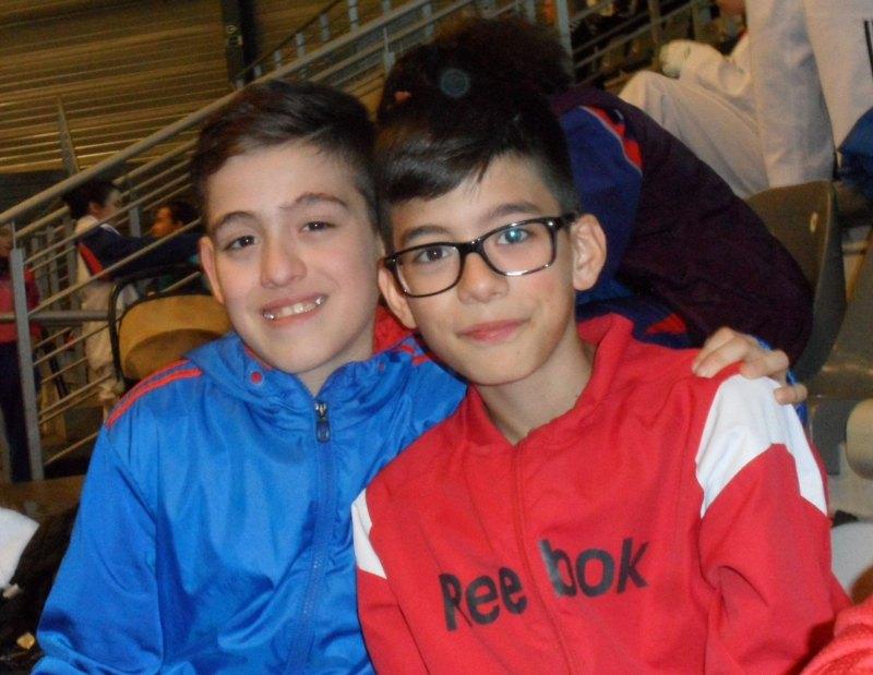Belgian Open 2014 in Lommel - Jordan Caputo und Kubilay Yilmaz