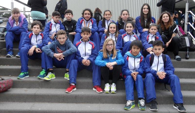 Belgian Open 2014 in Lommel - Das BTU-Team und weitere Sportler aus Bayern