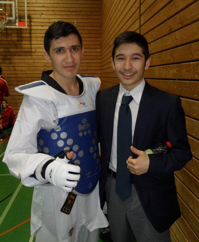 Creti Cup 2014 in Reutlingen - Mehmet Yorulmaz und Murat Demir