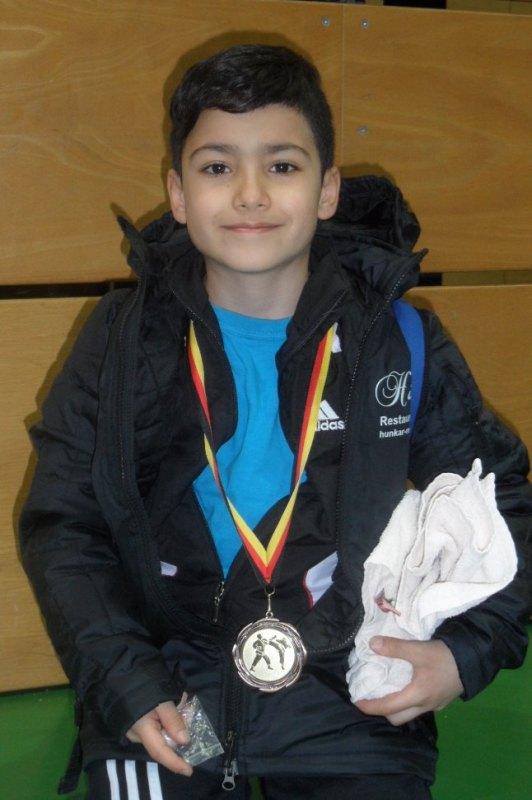 Creti Cup 2014 in Reutlingen - Ali Kartoglu