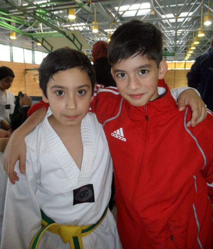 Creti Cup Reutlingen 2013 - Muhammed Karabektas und Kubilay Yilmaz
