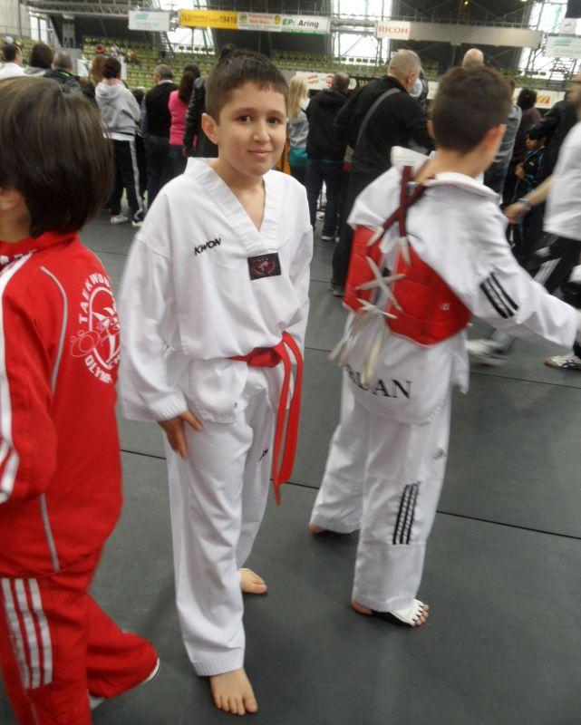 Internationales Kinderturnier Sindelfingen 2013 - Muhammed Ali Yorulmaz