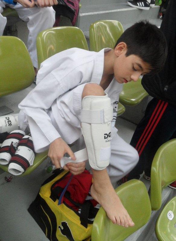 Internationales Kinderturnier Sindelfingen 2014 - Kubilay Yilmaz