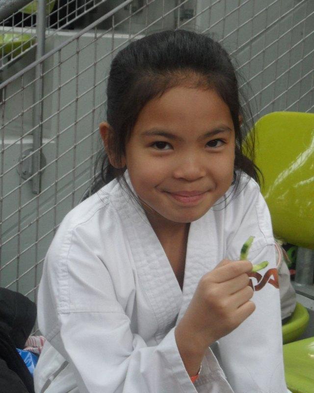 Internationales Kinderturnier Sindelfingen 2014 - Leyla Gül