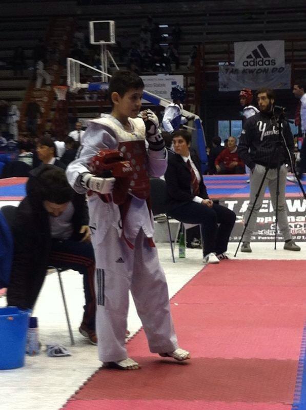 Italienische Meisterschaft der Kadetten 2014 Neapel - Bild 06