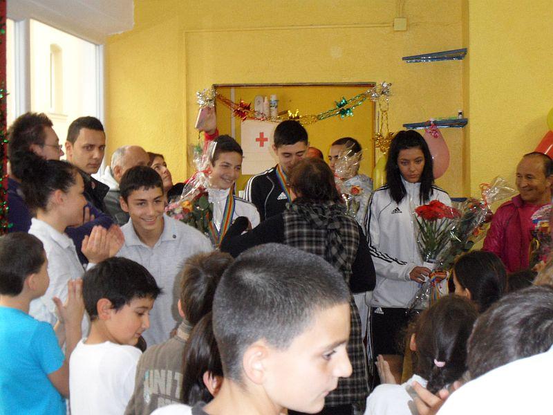 Jugend-EM 2011 - Begrüßungsparty