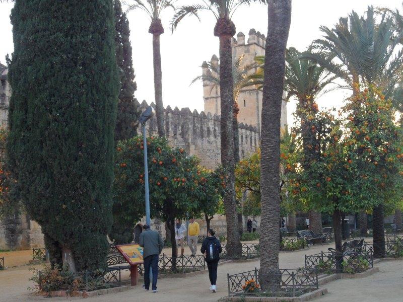 Alcázar de los Reyes Cristianos in Córdoba - Bild 2