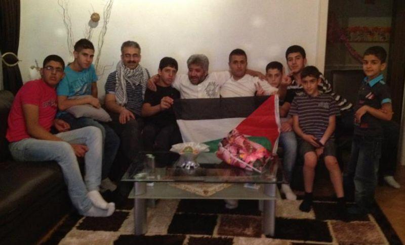 Palästinensische Gäste aus Ostjerusalem bei TKD Özer - Bild 0-16 - Mohammed Joudeh