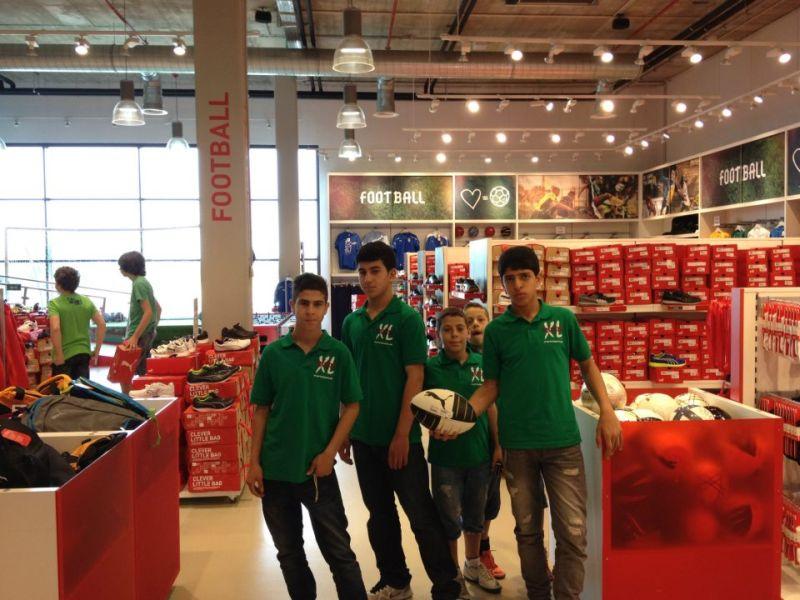 Besuch des Factory-Outlets von Puma - Bild 2