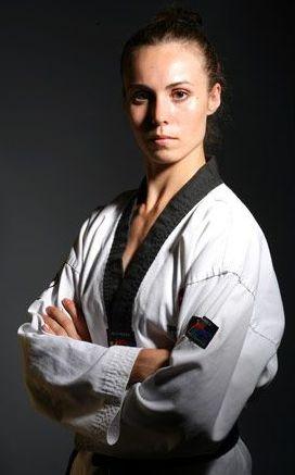 TKD Özer erfüllt ukrainischer Sportlerin den Traum von der Teilnahme an der Behinderten-WM - Yuliya Volkova