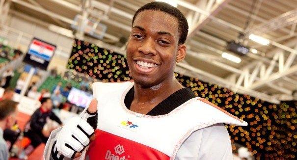 WTF World Grand Prix 2013 in Manchester - Lutalo Muhammad